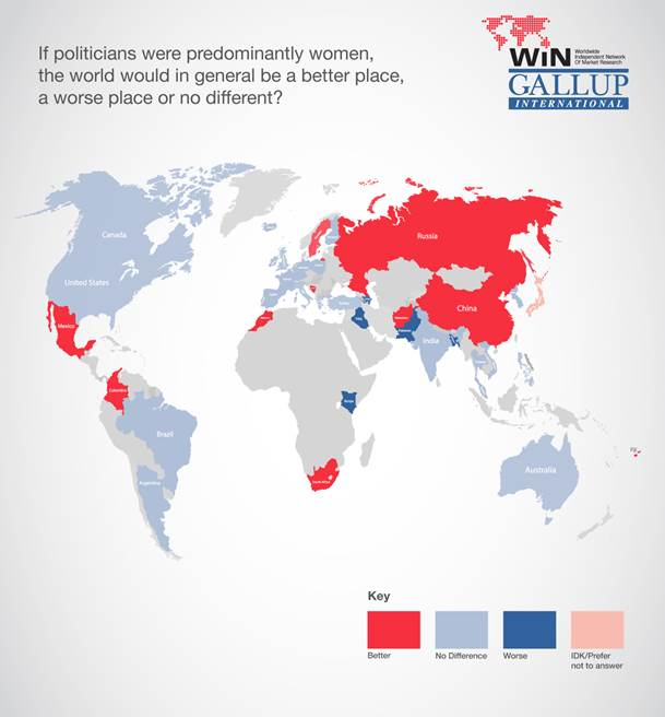 Women in Politics (PD)