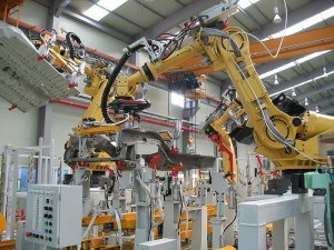 Automated manufacturing (PD)