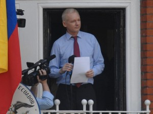 Julian Assange by Snapperjack