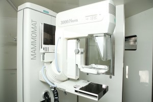 Mammography Scanner by Saeima