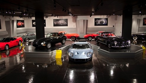 Petersen Museum Sport Coupes