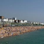 Brighton Beach by Chmee2