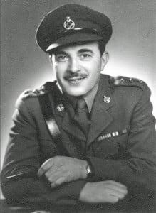 Captain Leslie Skinner - IWM