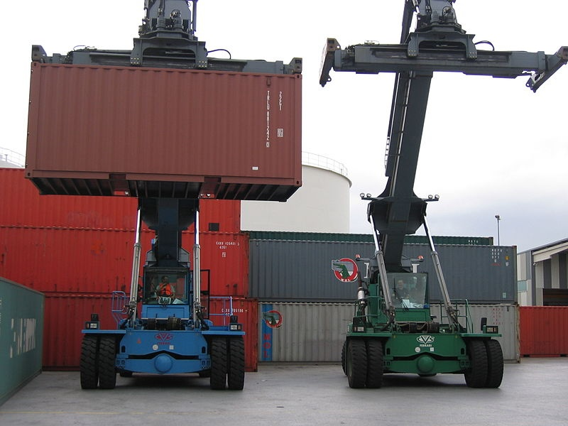 Cargo Containers (PD)