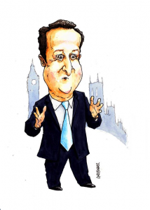 David cameron by Gary Barker (GaryBarker.co.uk)