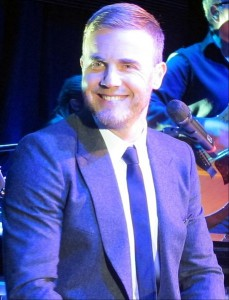 Gary Barlow by Matt Deegan