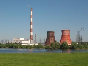 Kharkiv Gas Power Station by Victor Vizu