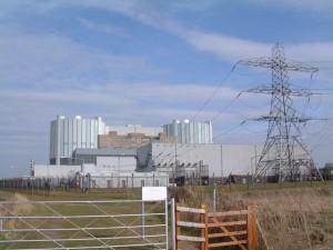 Oldbury Nuclear Power Plant by David Bowd-Exworth