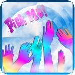 Pick me - hands up for volunteering