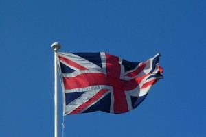 UK Flag - FreeFoto.com