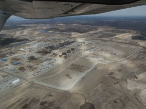 Athabasca Oil Sands by jasonwoodhead23