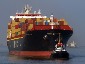 Container Ship 2 (PD)