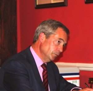 Nigel Farage-4 © The Economic Voice