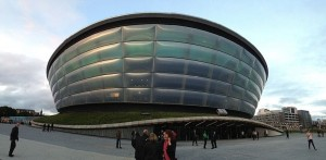 SSE Hydro by Fraser MacDonald