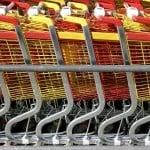 Shopping Carts by Nino Barbieri