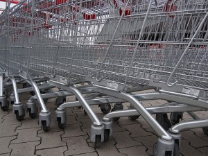 Shopping Trolley (PD)