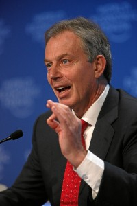 Tony Blair - World Economic Forum