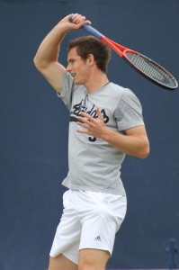 Andy Murray via Wikimedia Commons