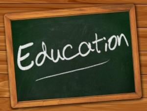 Education Blackboard (PD)