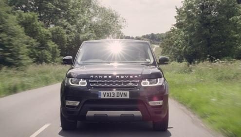 Intelligent Land Rover
