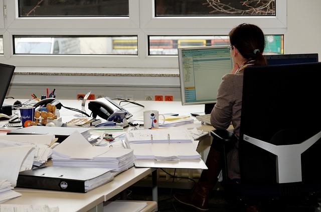 Office Desk (PD)