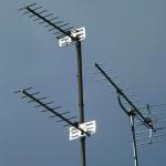 TV Aerial - FreeFoto.com