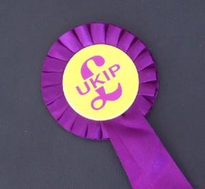 UKIP Rosette