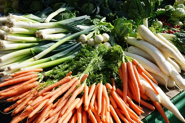 Vegetables (PD)