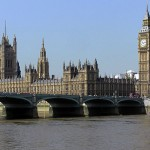 Westminster Palace by A R Pingstone (PD)