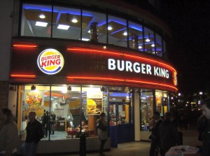 Burger King by Billy Hicks (CC-BY-SA-3.0)