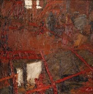 Frank Auerbach (c) Tate