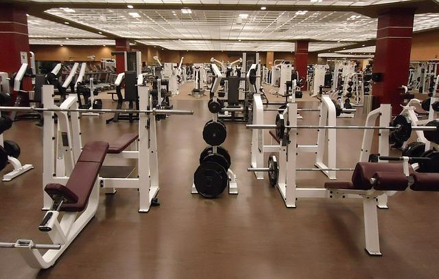 Gym Machines (PD)
