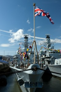 HMS Northumberland (PD)