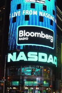 NASDAQ by Kowloonese via Wikimedia Commons