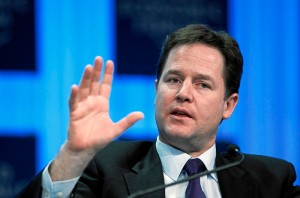 Nick Clegg by WEF (2011)