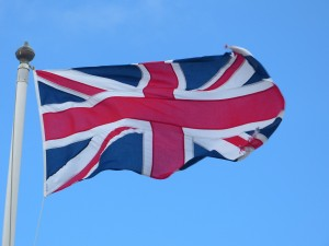 Flag of the UK (PD)