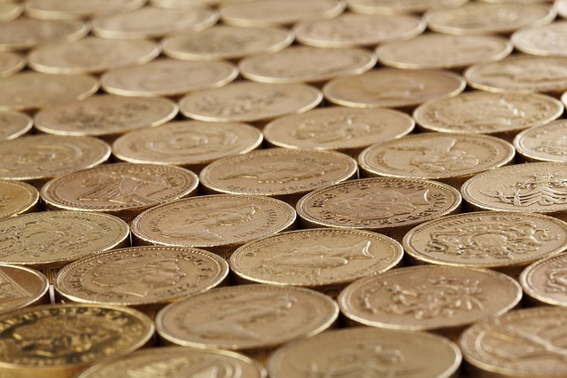 GBP Coins (PD)