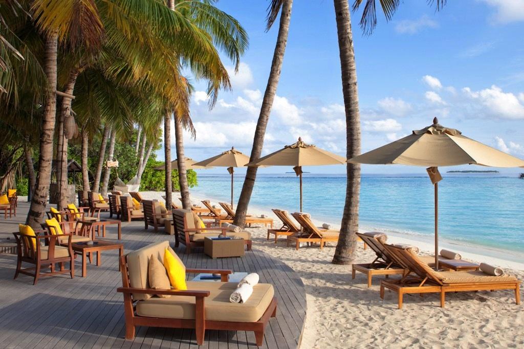 Maldives island on market