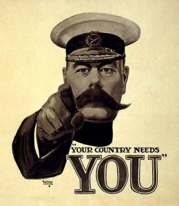 Your Country Need You (PD)