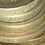 Money Coins GBP