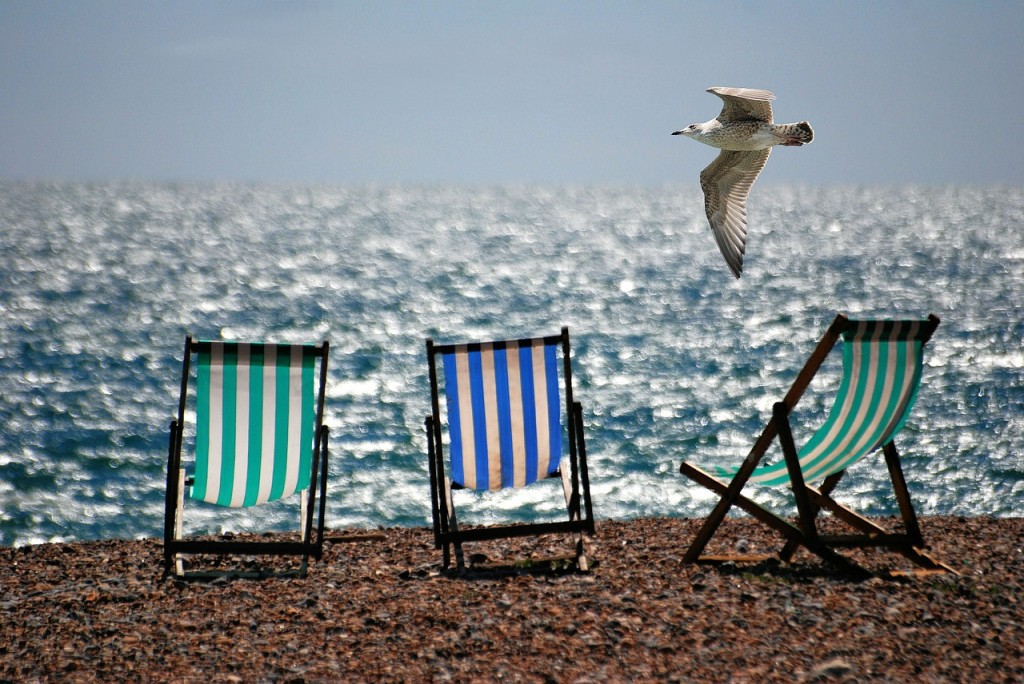 Beach Deckchairs (PD)