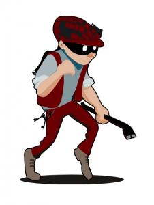 Burglar (PD)