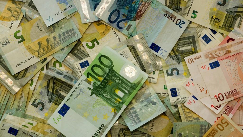 Euro Money Notes (PD)