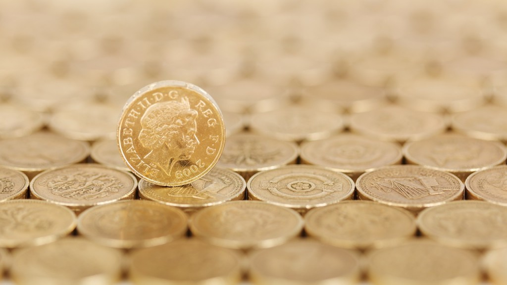 GBP Pound Coins (PD)