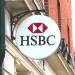 HSBC Sign © The Economic Voice