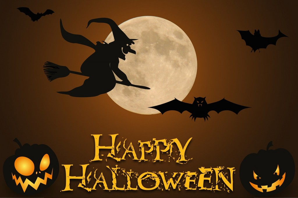Halloween Trick or Treat (PD)