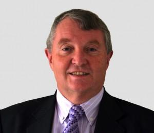 Mike Clasper CBE