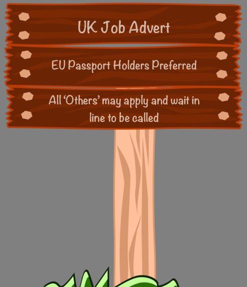 UK Job Application