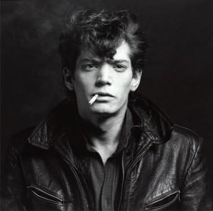 Robert Mapplethorpe Self Portrait-1980