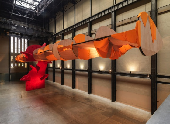 Tate Modern Richard Tuttle Exhibition